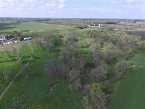 Mora MN 32 Acres Potential Hobby : Mora : Kanabec County : Minnesota