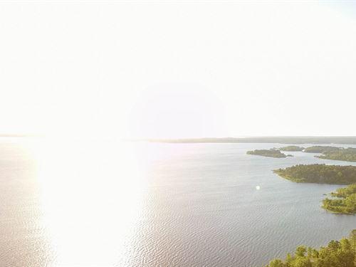 6.68 Acres, Lake Sam Rayburn Land : Lufkin : Angelina County : Texas