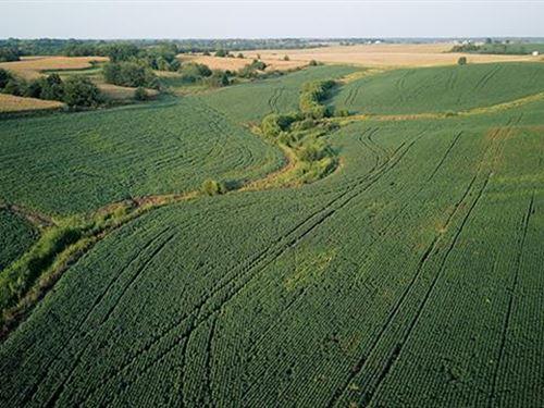 78 Acres in Macon County, Mo : Atlanta : Macon County : Missouri