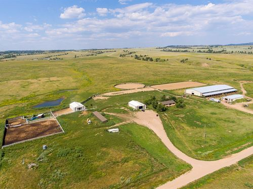 Black Hills Horse Ranch : Edgemont : Fall River County : South Dakota