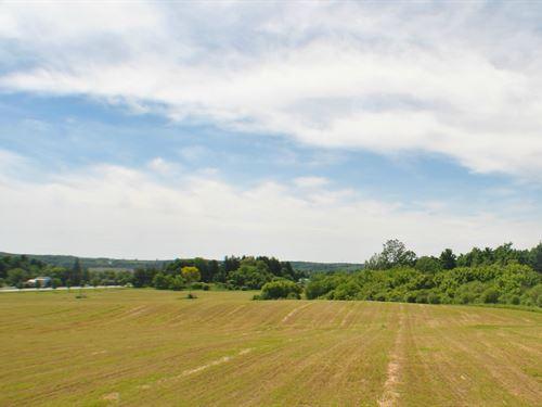 Prime Cazenovia Land Lot F : Cazenovia : Madison County : New York