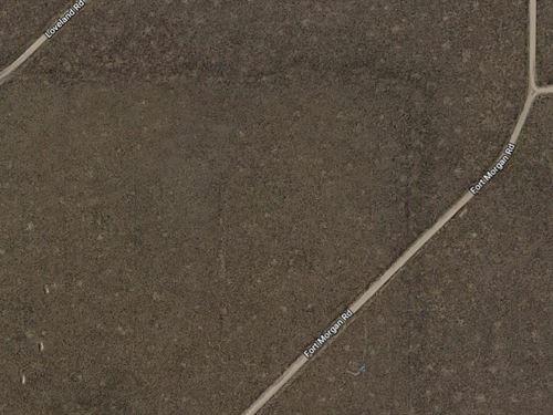 Two 5 Acre Lots In Costilla, Co : Costilla County : Conejos County : Colorado