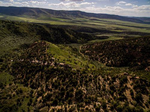 Hogback Ranch : Meeker : Rio Blanco County : Colorado