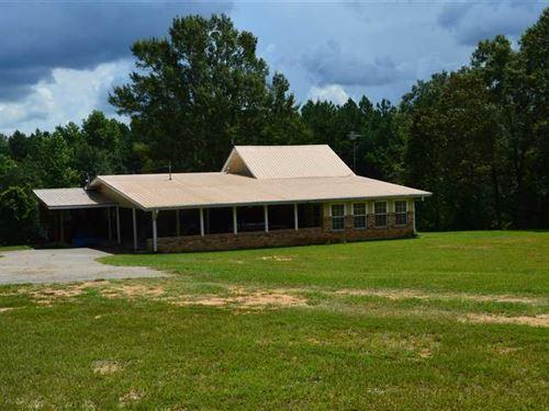 Price Reduced, 247 Acres Huntin : Prentiss : Jefferson Davis County : Mississippi