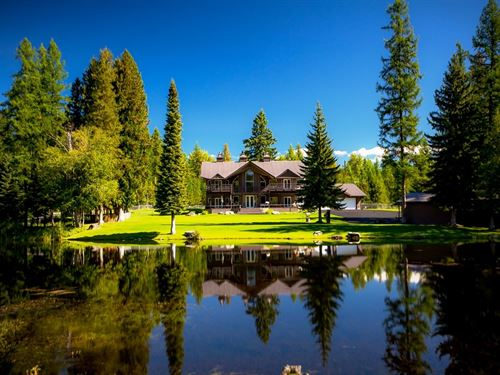 Rockn H Ranch : Whitefish : Flathead County : Montana