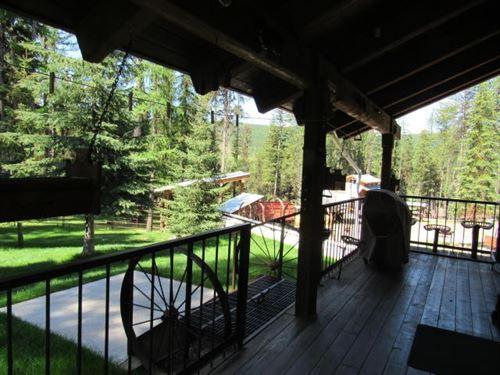 Montana Dream Property : Troy : Lincoln County : Montana