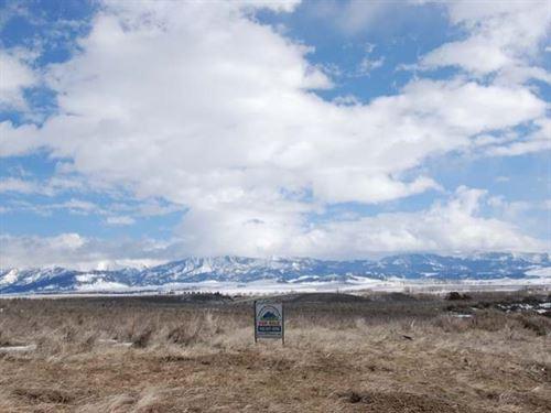 Shields River Valley Gem Iv : Clyde Park : Park County : Montana