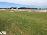 Heck Yea, Quarter Horse Farm : Terry : Hinds County : Mississippi