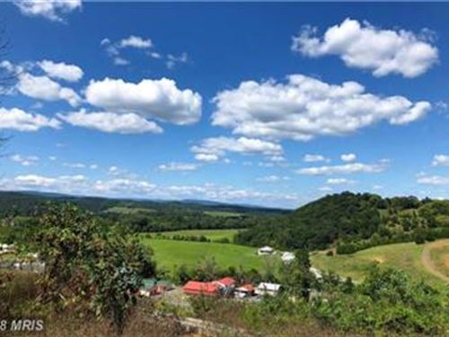 Northwestern Turnpike : Burlington : Mineral County : West Virginia