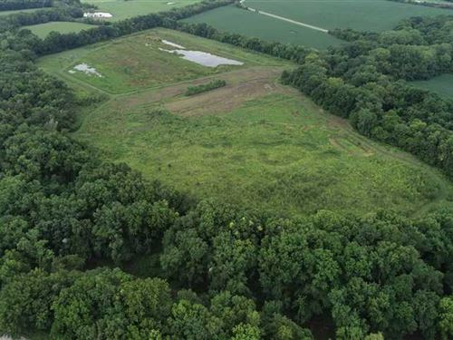 Awesome Hunting Property In Bo : Fort Scott : Bourbon County : Kansas