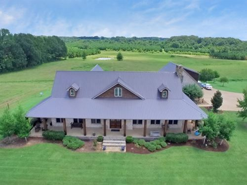 383 Acres With A Home In Hinds Coun : Raymond : Hinds County : Mississippi