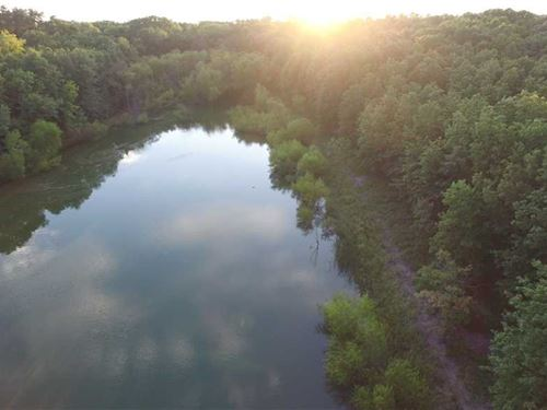 40 Acres of Duck And Deer Hunting : Coffeyville : Montgomery County : Kansas