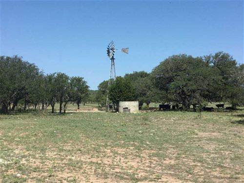 Super-Nice 690 Acre Ranch in South : Menard : Texas
