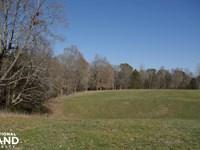 Camp Creek Farmland And Hunting Tra : Lancaster : Lancaster County : South Carolina