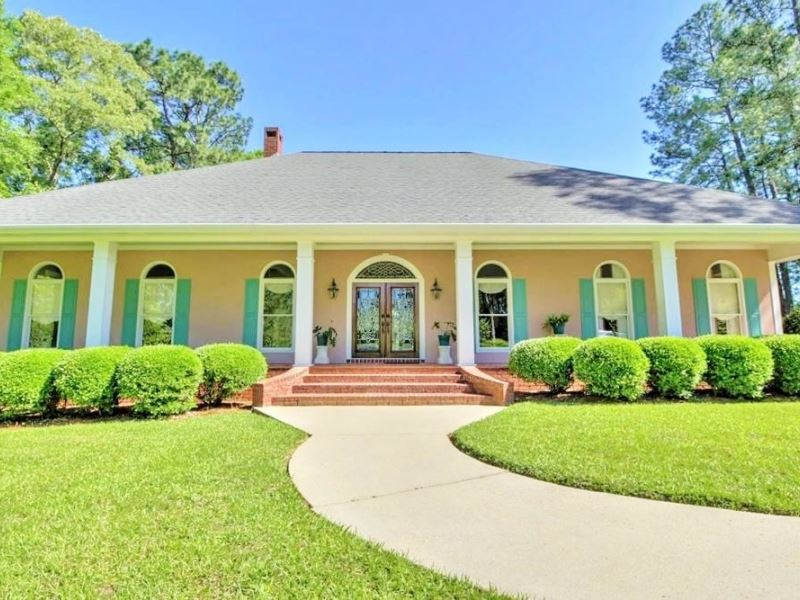 Country Estate For Sale Lamar Count : Farm for Sale in ...