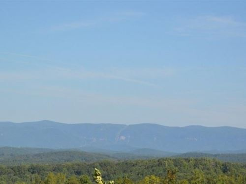 92.90 Acres, Views, Views : Travelers Rest : Greenville County : South Carolina