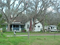 Farm House On 75 Acres, A-562 : Starke : Bradford County : Florida