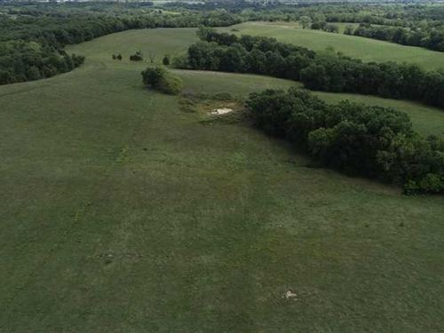 Pasture Ground With Intensive : Galt : Sullivan County : Missouri