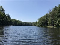 Affordable Adirondack Lakefront : Forestport : New York County : New York