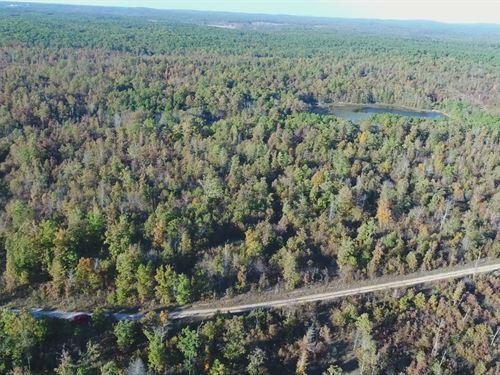 5 Acres Near Winona, Mo : Winona : Shannon County : Missouri