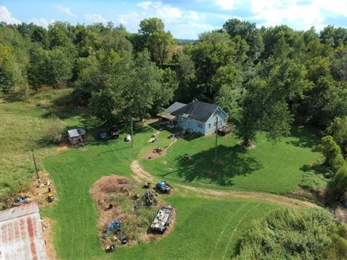 Northfork Farm : Pleasant Hill : Pike County : Illinois