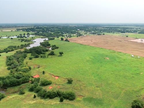 Land Auction - 160+/- In 8 Tracts : Deer Creek : Oklahoma County : Oklahoma