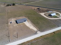 Newly Built Home On 5 Acres : Stephenville : Erath County : Texas