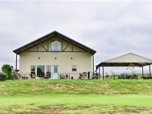 70 County Road 1266, Whitesboro : Whitesboro : Cooke County : Texas