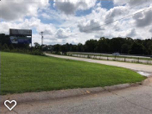 26 Acres Of Raw Land Just Off I-85 : Spartanburg : South Carolina