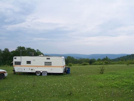 40 Acres Great Country Views : Orange : Schuyler County : New York