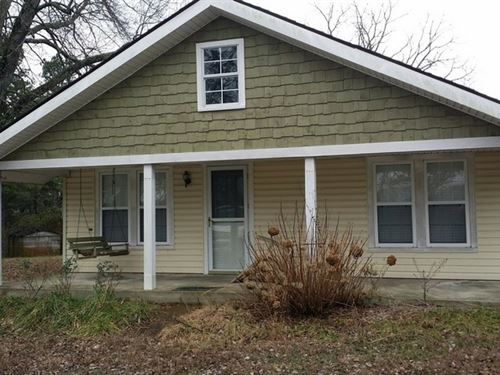 Country Home Acreage Minerals : Clinton : Van Buren County : Arkansas