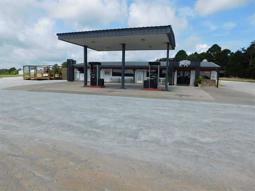 General Store Campground Ozarks : Compton : Newton County : Arkansas
