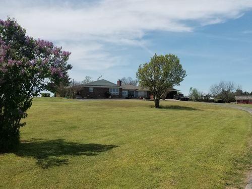 Country Estate Berryville, 10+Acres : Berryville : Carroll County : Arkansas