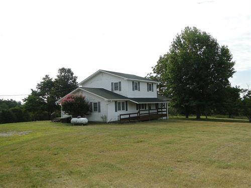Arkansas Country Home For Sale : Brockwell : Izard County : Arkansas