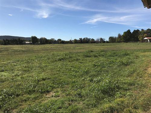 Farmington AR Bank Owned Land : Farmington : Washington County : Arkansas
