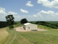Arkansas Hunting Fishing Property : Guion : Izard County : Arkansas