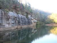 Waterfront Land Arkansas Kings : Huntsville : Madison County : Arkansas