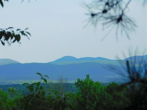 Ouachita Mountains Investment Land : Mena : Polk County : Arkansas