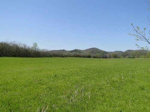 Arkansas River Bottom Land Mountain : Mountain View : Stone County : Arkansas