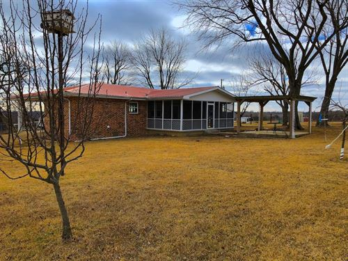 Hobby Farm in Fulton County, AR : Salem : Fulton County : Arkansas