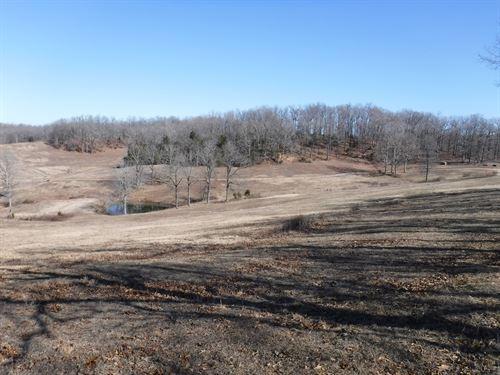 Ranch/Farm/Riverfront Land North : Pocahontas : Randolph County : Arkansas