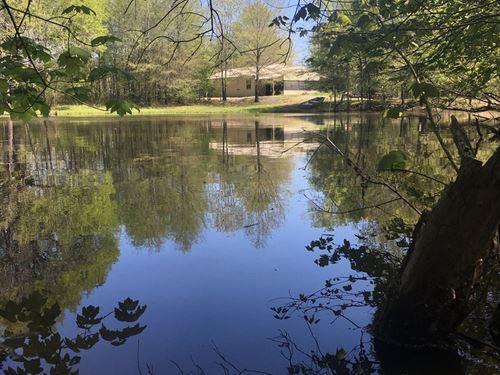 Hunting Cabin Land River Arkansas : Pocahontas : Randolph County : Arkansas