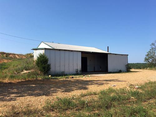 Land/Farm/Recreational Property : Warm Springs : Randolph County : Arkansas