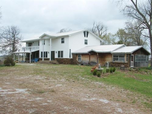 Country Residence/Bed & Breakfast : Western Grove : Searcy County : Arkansas