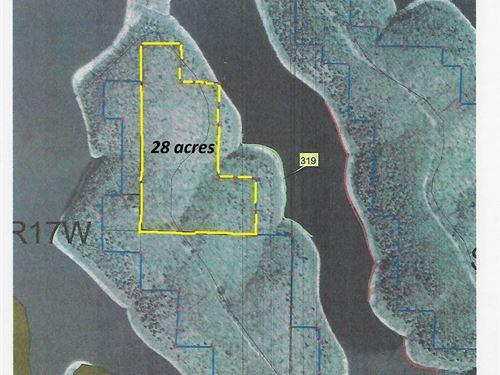 Bull Shoals Lake Frontage Yellville : Yellville : Marion County : Arkansas