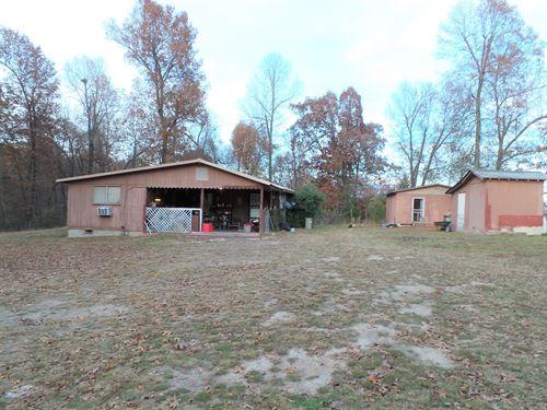 Farm For Sale In Yellville Arkansas : Yellville : Marion County : Arkansas