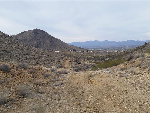 16.65 Acres So-Hi, Golden Valley AZ : Golden Valley : Mohave County : Arizona