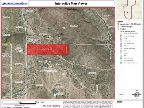 5.82 Historical White Cliffs Road : Kingman : Mohave County : Arizona