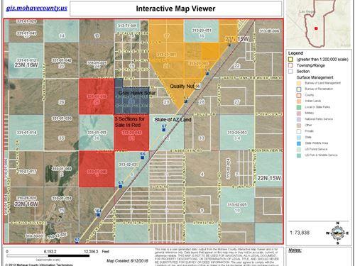 Kingman Arizona Farm Land, Great : Kingman : Mohave County : Arizona