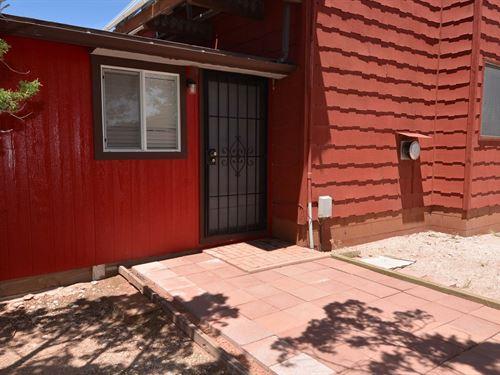 Arizona Mountain Cabin For Sale : Ash Fork : Yavapai County : Arizona